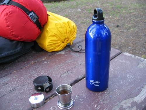 Rowallan Cup & Brunton Flask
