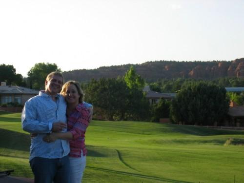 Jeff and Darlene