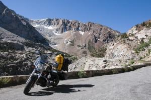 Top of Tiaga Pass