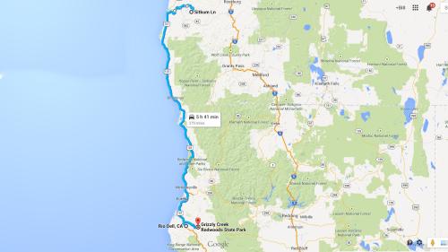 279 Miles